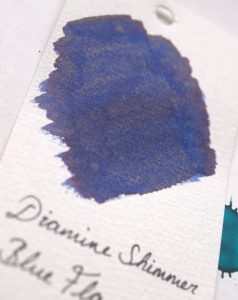 Blue Flame swatch