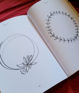 Wreath illustrations
