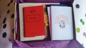 Pocket Notebooks box