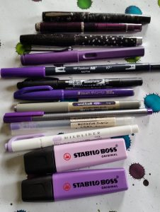 Tester pen selection