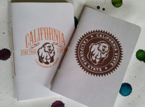 California Backpocket Journal